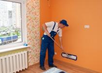 Послестроительная уборка квартиры